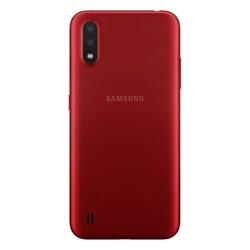 SAMSUNG GALAXY A01 16 GB KIRMIZI (SAMSUNG TÜRKİYE GARANTİLİ) - Thumbnail
