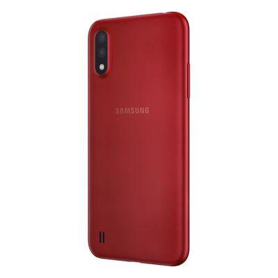 SAMSUNG GALAXY A01 16 GB KIRMIZI (SAMSUNG TÜRKİYE GARANTİLİ)
